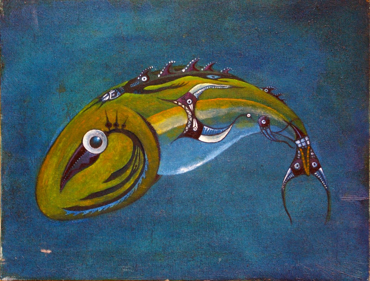 The Fishes: Dragon Fish
