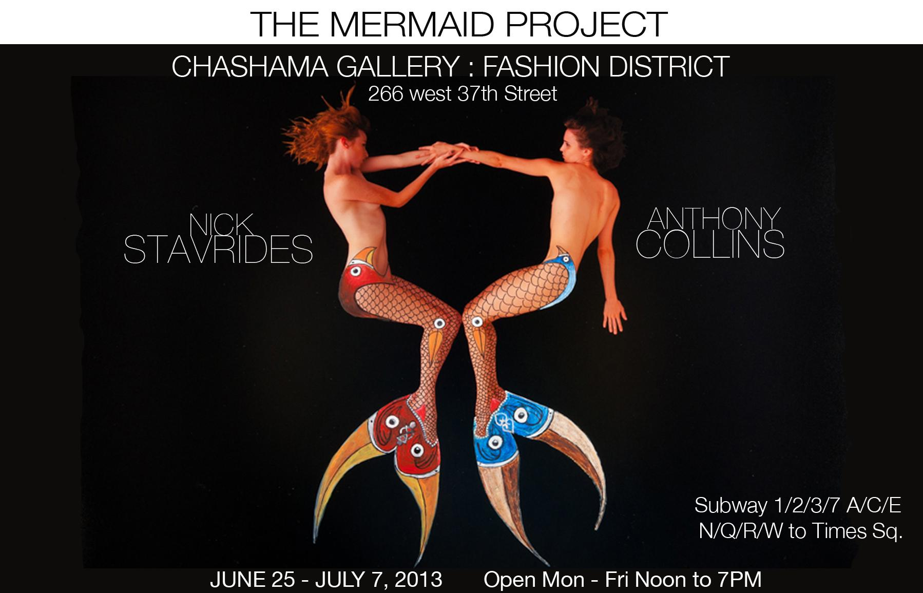 Shows: The Mermaid Project: 2013