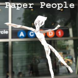 Series: Paper People