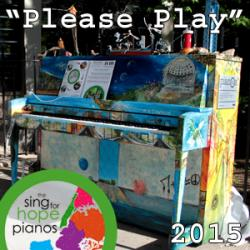 Series: Please Play - The Sing for Hope Pianos (2015)